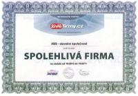 certifikáty ABS Bílina